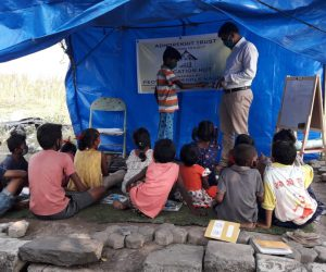 Health Camp in association with Adhorekhit Trust at Bhandup
