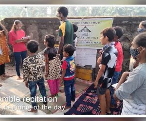 Education Hut: Sunday Special Children's Cafe