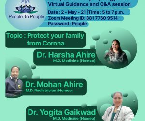 Doctor's Guidance – Protect your family from Corona